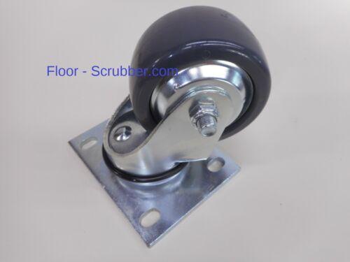 Clarke Advance  56112308 Rear Caster Wheel 4x2  SC750 SC800 Focus II Mid Size