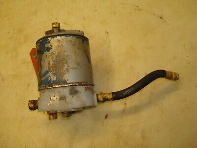 Ford 961 Tractor Diesel Fuel Filter Assembly 800 900