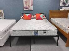 TODAY DELIVERY MODERN Queen bed & COMFORTABLE mattress Belmont Belmont Area Preview