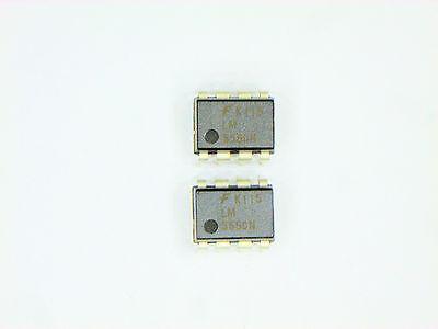 Lm555cn Original Fairchild 8p Dip Ic 2 Pcs