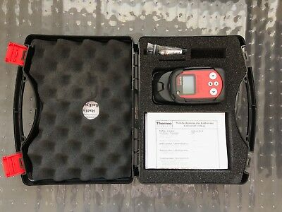Thermo Scientific Radeye G20-10 4250687 X-ray Gamma Survey Meter 2msvh