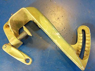 Johnson TN27  bracket sturn transom clamp  5hp sea horse  #12 outboard parts