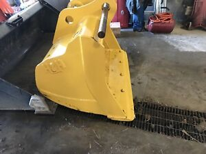 """60"""" H & H ditching bucket"""