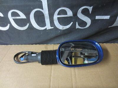 Ford Street Ka Convertible 1996-2009 Heated Convex Mirror Glass Passenger Side