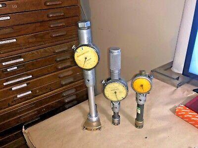 Standard Bore Gage No. 5 3 332- 6 18  No. 2 1-1 1732 Small Gage