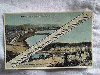 Aberystwyth Postcard