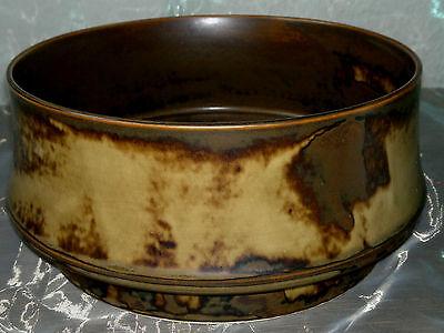 LANGENTHAL City Sahara Savannah Porzellan SUISSE Beilagen- /Salatschüssel D 18cm