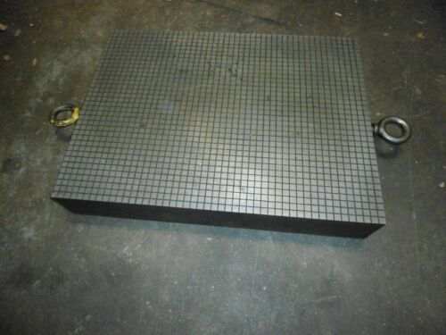 "24"" x 18"" Lapping Plate Challenge Machinery"
