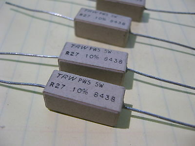 27 Ohm Resistor For Sale Classifieds