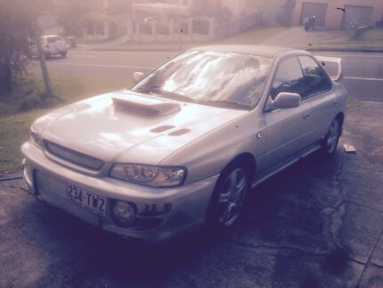 Wrx gc8 swap sell Ashmore Gold Coast City Preview