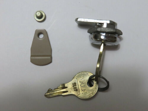 Cutler Hammer Flush Lock for Electrical Panel CH9FL New Old Stock Free Shipping
