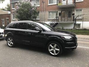 Audi Q7 2013 s-line premium package