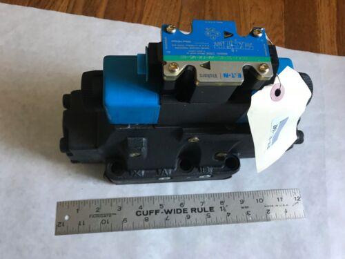 Vickers Dg5v-8-s-4c-vm-fw-m-10,eaton Dg4v-3s-6c-vm-fw-m5-60 Hydraulic Valve,ei