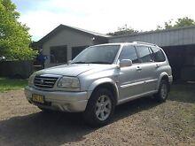 2003 Suzuki Grand Vitara Wagon Parramatta Park Cairns City Preview
