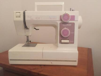 Janome foot pedal gumtree australia free local classifieds janome sewing machine model 344 fandeluxe Choice Image