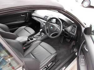 2008 BMW 1 Convertible