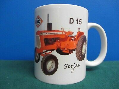Allis Chalmers D15 Series Ii Coffee Mug