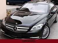 Mercedes-Benz CL 500 COUPE BE 4-Matic*VOLL*1.Hand*TOP