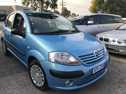 2005 Citroen C3 Hatchback WITH RWC. Campbellfield Hume Area Preview