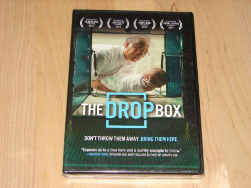 The Drop Box Dvd, 2014 True Story Of A Courageous Pastor Named Lee Jong-rak New!