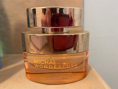 Michael Kors Wonderlust Womens Perfume 1 Oz Spray Bottle No Box Fragrance 1 Oz Spray Bottle