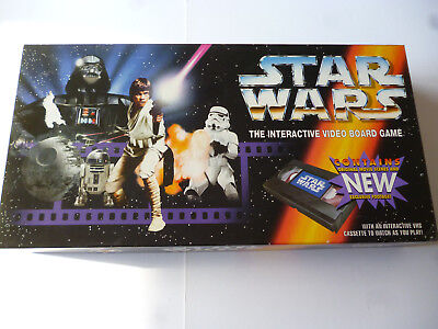 Assault On The Death Star The Interactive Video Star Wars Board Game Parker  usato  Spedire a Italy