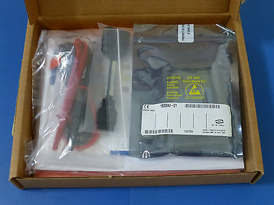 New - National Instruments Pcmcia-4050 Digital Multimeter Card W Cables Ni Dmm