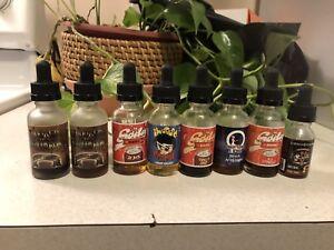 Free flavoured vape juice