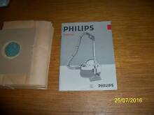 Genuine Philips Vacuum cleaner dust bags Athena HR 6947 Port Pirie Port Pirie City Preview