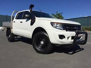 2013 Ford Ranger Ute 3.2 best value 4x4 around. Arundel Gold Coast City Preview