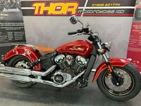 Indian ANNIVERSARY SCOUT LTD EDITION ,2020, IN STOCK NOW £13499