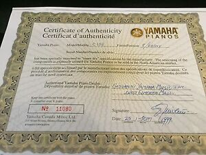 """Yamaha Piano 42"""" excellent condition."""