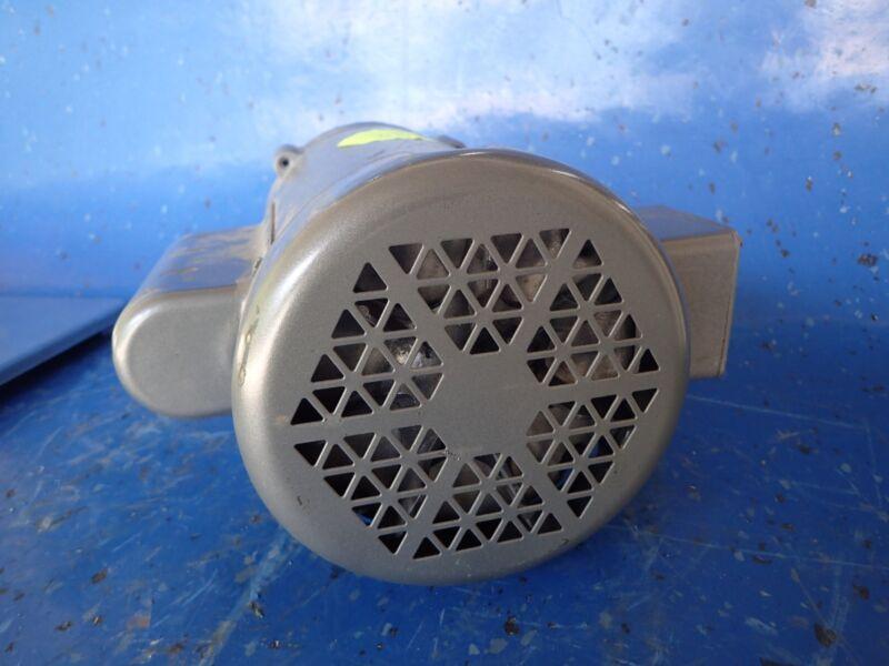 Used Hydraulic Pump Motor Delta Power 1P44 .75 HP 115/208-230V 10.6-5.9-5.3A