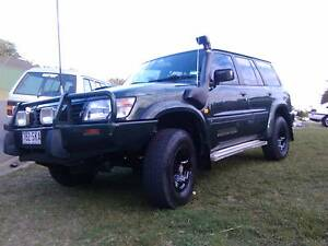 1998 Nissan Patrol Wagon Mount Gravatt Brisbane South East Preview