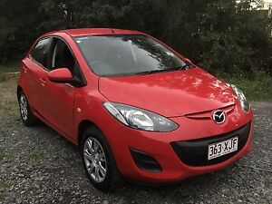 2011 Mazda 2  automatic Woolloongabba Brisbane South West Preview