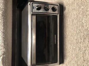 Black and Decker Toaster Oven - $20