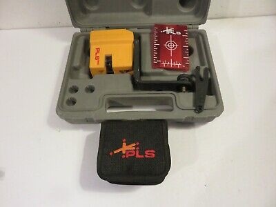 Pls 180 Pacific Systems Bracket Site Pls-60521 Laser Level Tool Case Not Working