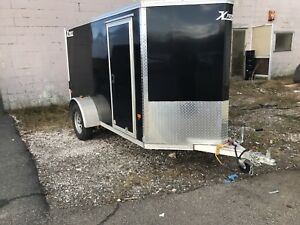 2018 high country 5x10 enclosed trailer