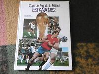 Libro Copa Del Mundo De Fútbol España 1982 -  - ebay.es