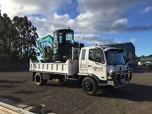 FOR HIRE - 5t EXCAVATOR and TRUCK - YOU DRIVE, YOU SAVE $$ Spreyton Devonport Area Preview