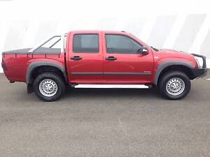 2008 Holden Rodeo 4x4 Turbo Diesel Dual Cab Maroochydore Maroochydore Area Preview
