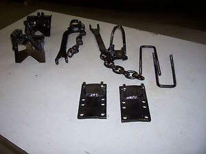 REESE-TRAILER-HITCH-TORSION-BAR-SWAY-CONTROL-PARTS-USED