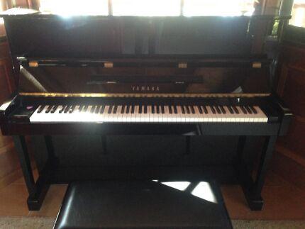 Yamaha T121 Upright Piano Broadbeach Waters Gold Coast City Preview