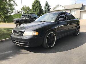 Audi s4 2001
