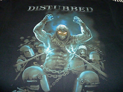Disturbed Shirt ( Used Size XL ) Very Good Condition!!!