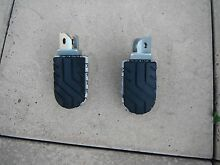 COMBINATION OFF-ROAD/ON-ROAD FOOTPEGS - SUIT VARIOUS MOTORCYCLES Maitland Maitland Area Preview