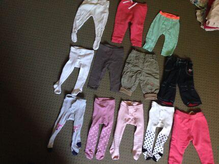 Size 0 Girls bundle clothing