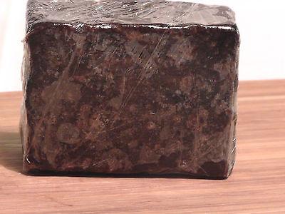 African Black Soap aus Ghana Naturseife, Vegan ca.100g +