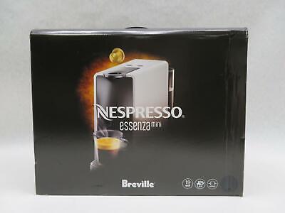 Nespresso BEC220BLK1AUC1 Essenza Mini Espresso Machine by Br