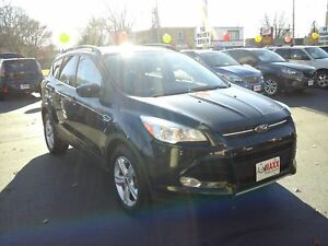 2014 FORD ESCAPE SE AWD- PANORAMIC SUNROOF, NAVIGATION SYSTEM, H